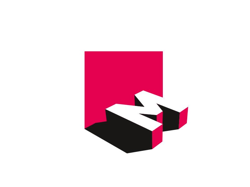 mark logo m logotype logo