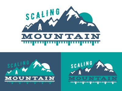 Scaling A Mountain Convention Branding