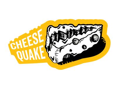 Cheese Strain Illustration