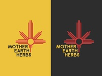 Mother Earth Herbs Identity