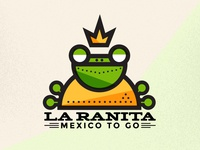 Little Frog Food Truck Branding