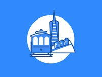 San Francisco (HQ!) Illustration + Job Opportunities Page