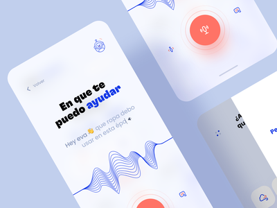 App Concept Back to the future - Bot uxigers interaction brandmark uitrends userinterfacedesigner productdesign userinterfacedesign uxdesignmastery inspirationux gradients freebie app agency concept web landing design ux ui humancentereddesign