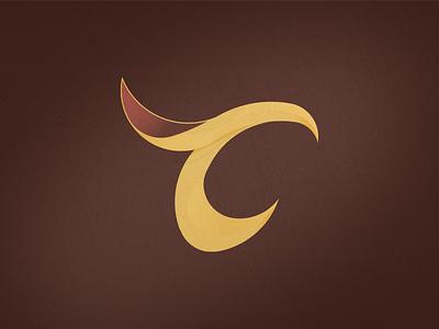 C Mark / Logo / Emblem letter symbol badge emblem logo mark branding