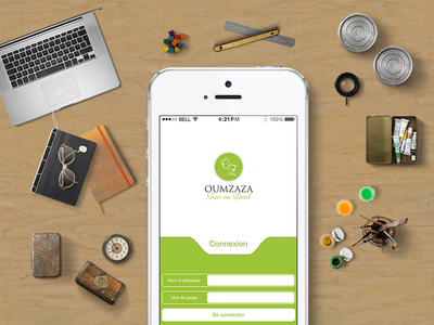 Oumzaza Troc - Mobile app app application mobile iphone phone android ios exchange troc deal barter