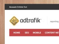 Adtrafik Reporting   Draft Header