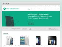 Smart Gadget Insurance Webmock