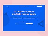 Osom – Your digital wallet