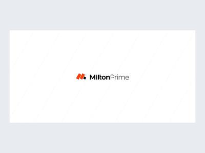 Milton design branding logo website bachoodesign