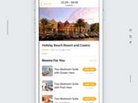Tiki — Hotel Booking