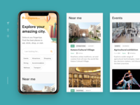 Travel App: GoExplore