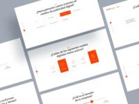 Formulario Existaya formulario interface ui web agency form