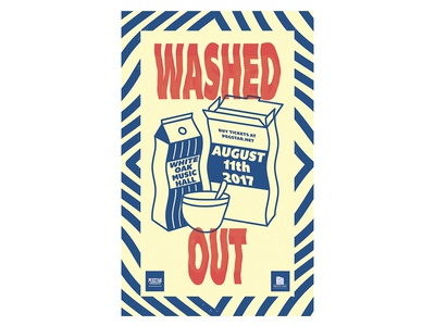Washed Out WOMH Poster