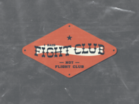 FIGHT not FLIGHT