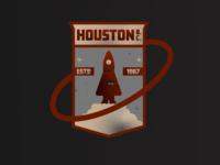 Houston BC Crest