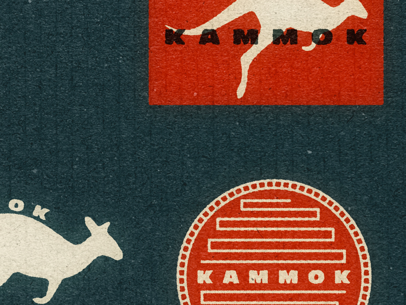 Kammok Branding for fun