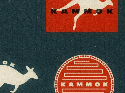Kammok Branding for fun