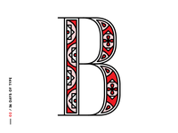 36 days of type - B