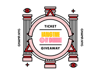 Dribbble Hang Time Giveaway