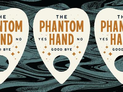 The Phantom Hand has a posse