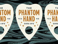 The Phantom Hand has a posse