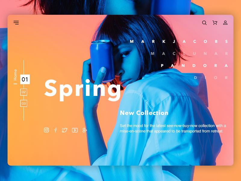 Spring Shop