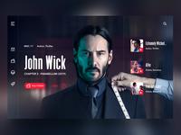 Cinema site concept