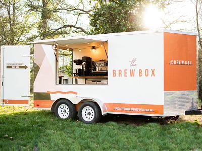 Coffee Truck Wrap Design restaurant illustraion espresso design coffee shop truck coffee coffee truck