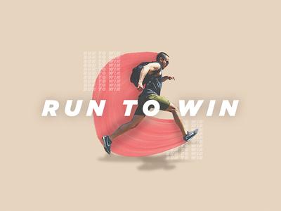 Sermon Series Graphic - Run To Win