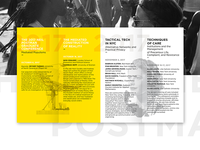 New York University Brochure