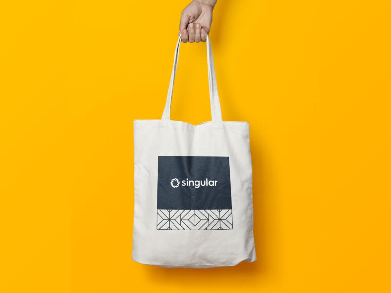 Tote Bag - Swag brand design totebag swag
