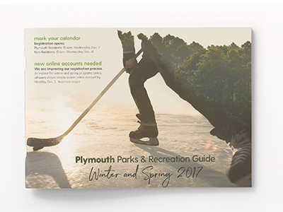 Parks and Recreation Guide Cover - Option 3