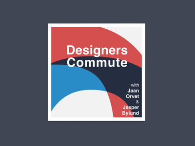 Designers Commute Podcast Cover 1