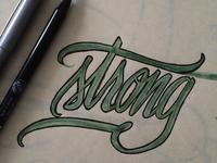 Strong - script