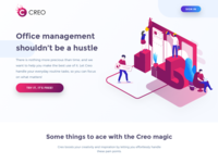 CREO: Office Management Tool