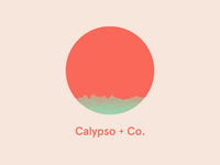 Calypso + Co. Logo