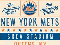 Mets Sports Ticket