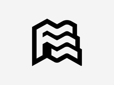 Fe_personal logo letters letter monogram design logo type lettering
