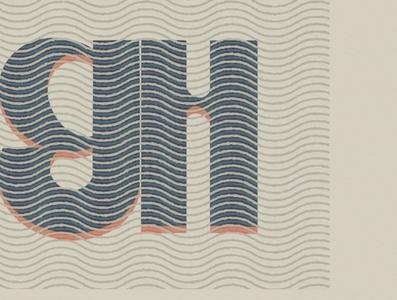 ARGH 02 design logo letter typography letters type practice lettering