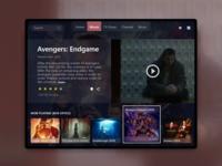 Smart TV App in Ipad