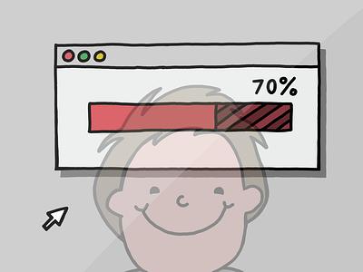 Uploading content procreate illustration comic 2d