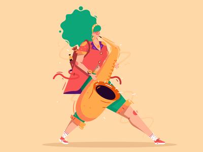 Jazz Girl