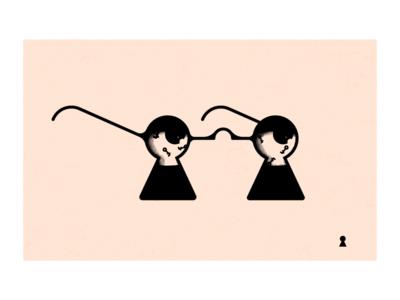 Key Key key vector flat art illustration