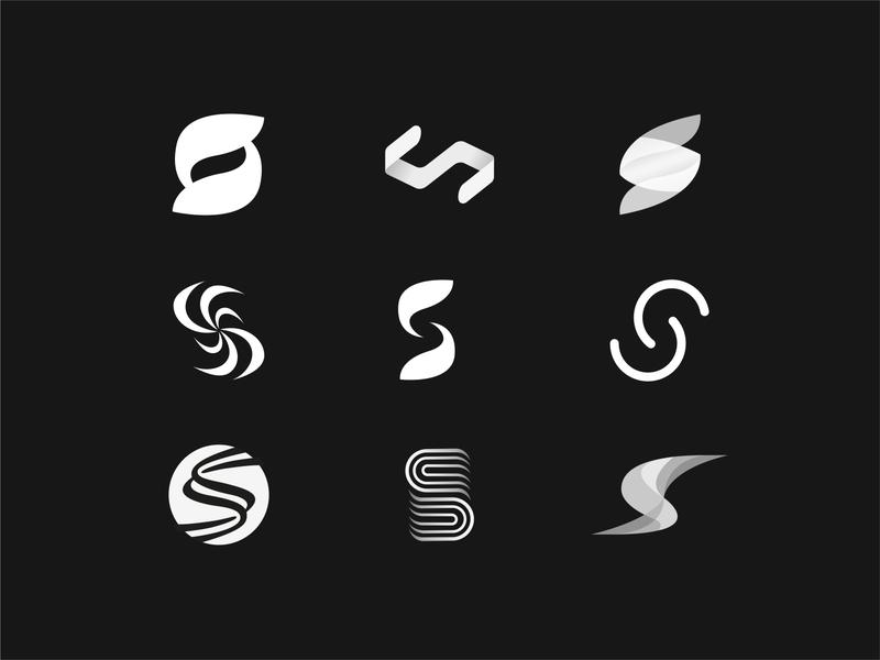 Sweet S brand branding and identity imagination logodesign logotype lettering lettermark s branding letter typography logo art design vector
