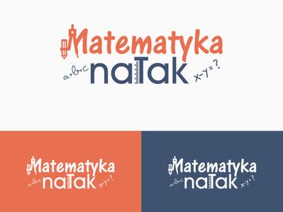 Matematyka Natak Logo Design