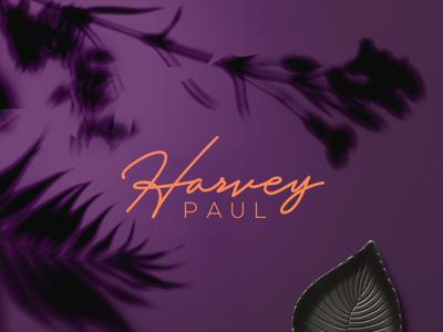 Harvey Paul Logo Design
