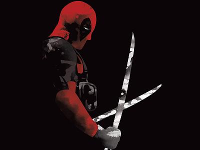 Deadpool movies superhero photoshop deadpool 2d