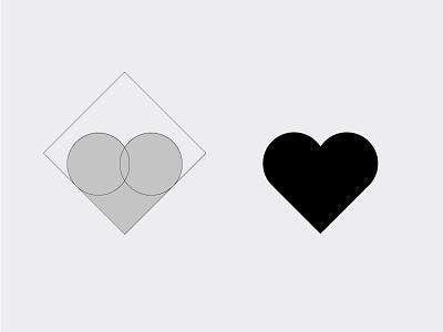 Heart Icon 2018 new process icon heart 2d