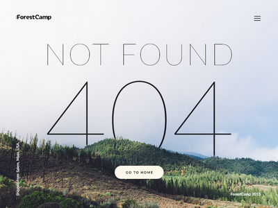 Daily UI challenge #008 — 404 page page error 404 challenge card ui dailyui daily app