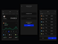 Cryptocurency App